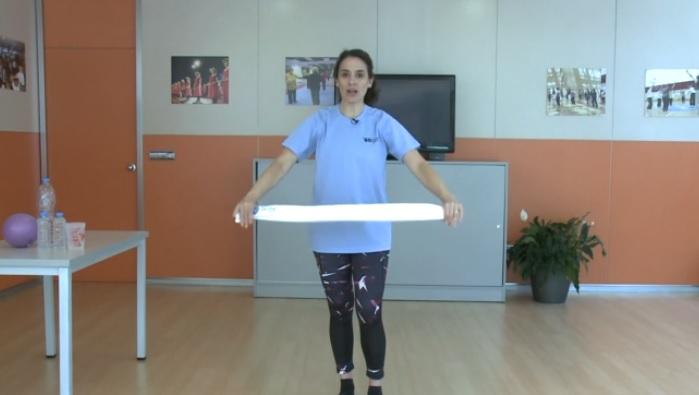 12 - Exercicis de força de braços