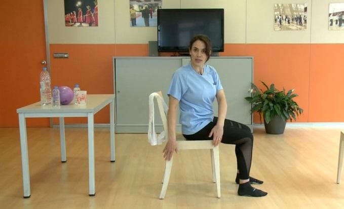 9 - Exercicis d'estiraments II