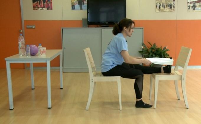 10 - Exercicis d'estiraments III
