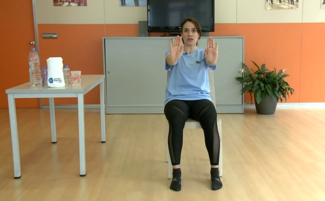 8 - Exercicis de mobilitat i coordinació