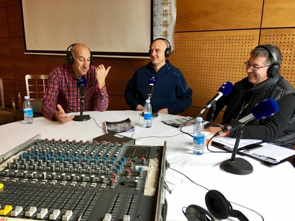 L'experiència és un grau: parlem amb els exjugadors Mikel Cuadra i Javi Zapata