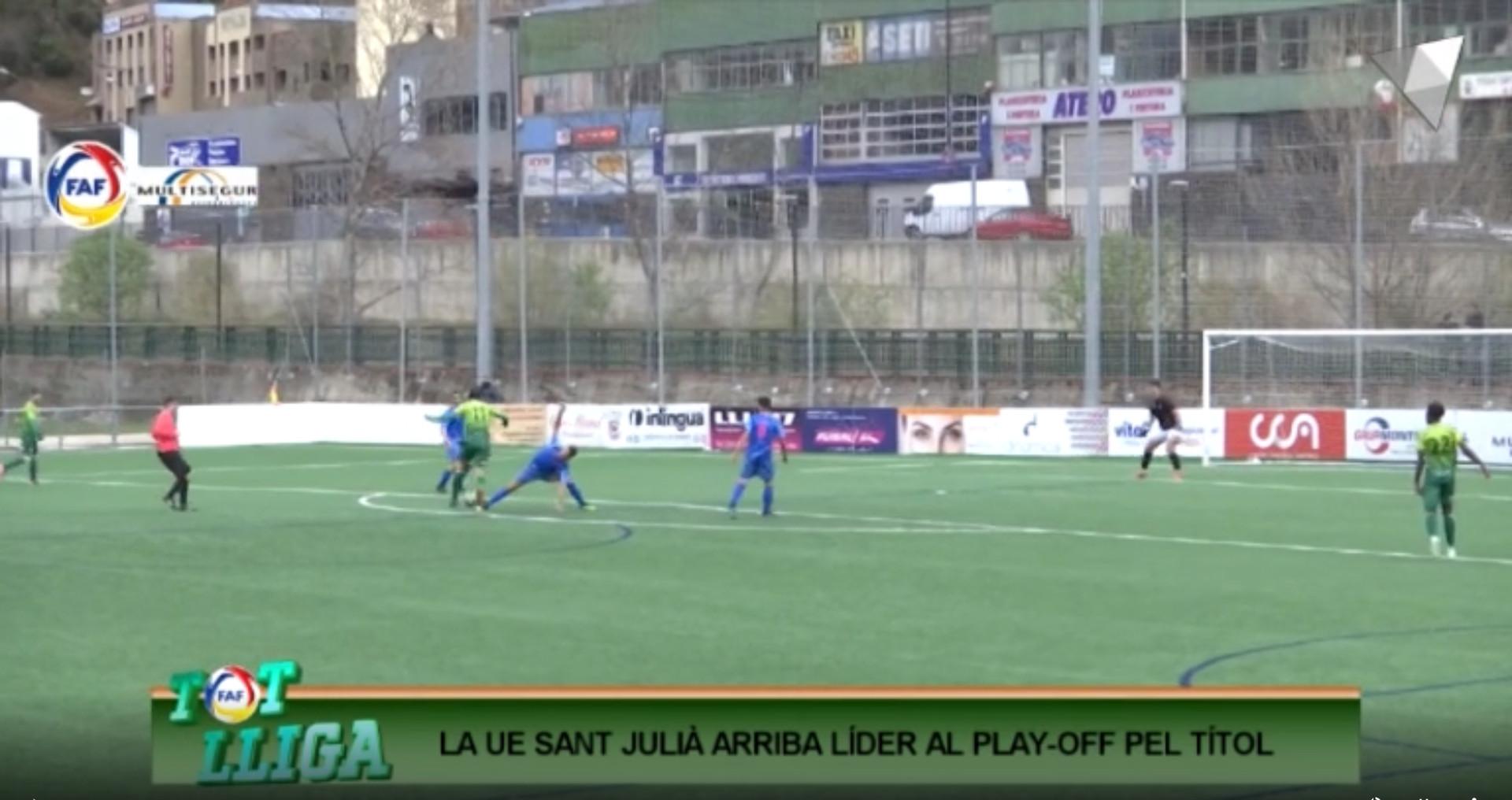 Tot Lliga - 08 d'abril del 2019