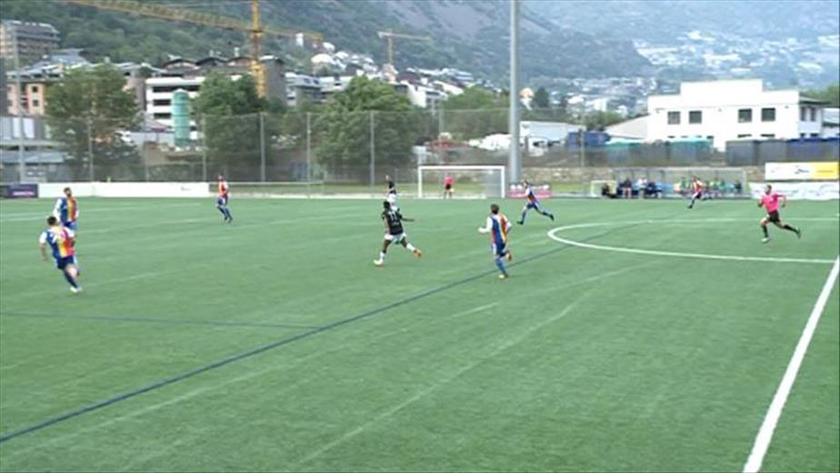 L'actualitat esportiva, amb el Sergi Cano