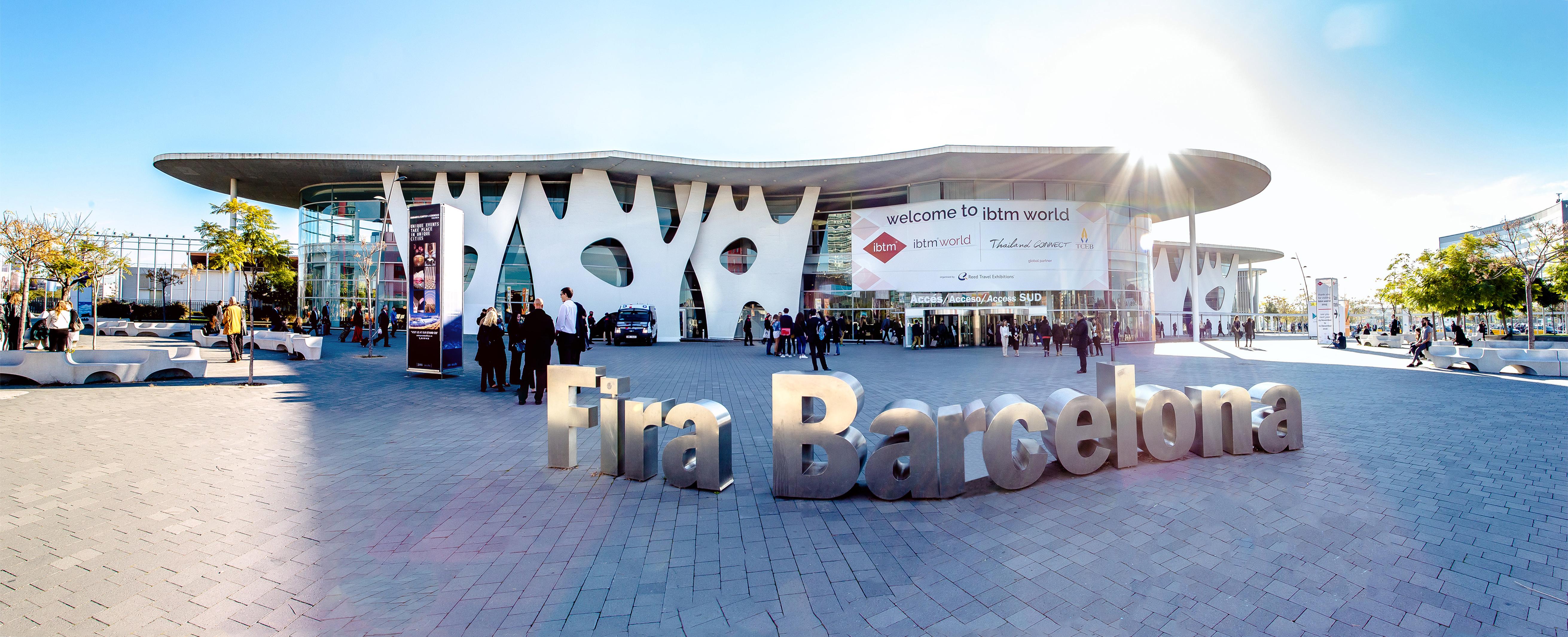 De passeig per l'IBTM World de Barcelona