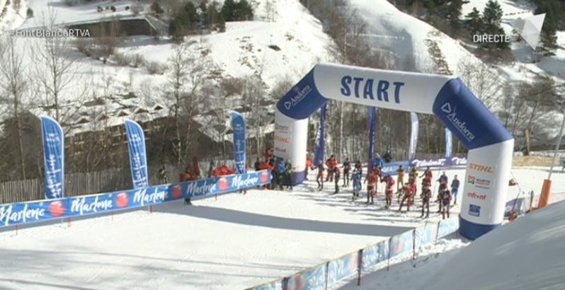 Font Blanca 2019 - Retransmissió de la cursa vertical 1a part