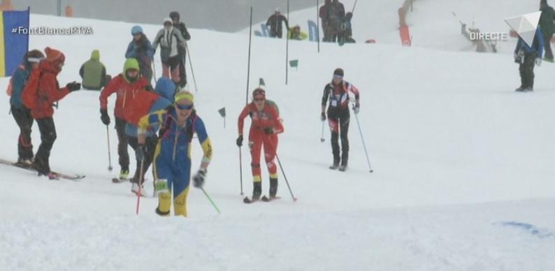 Font Blanca 2019 - Retransmissió de la cursa vertical 2a part