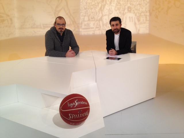 Dia E 1a part - Parlem amb Francesc Solana i Gerard Martínez
