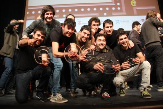 Reportatge: la gala dels premis Enderrock