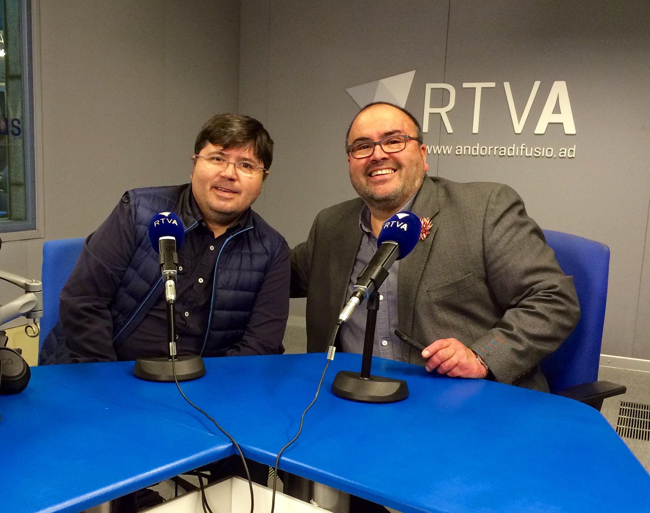Emprenedors, amb Felip Gallardo i Aleix Varela