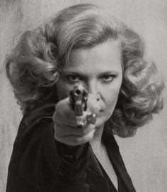 la dama del cine: Geena Rowland
