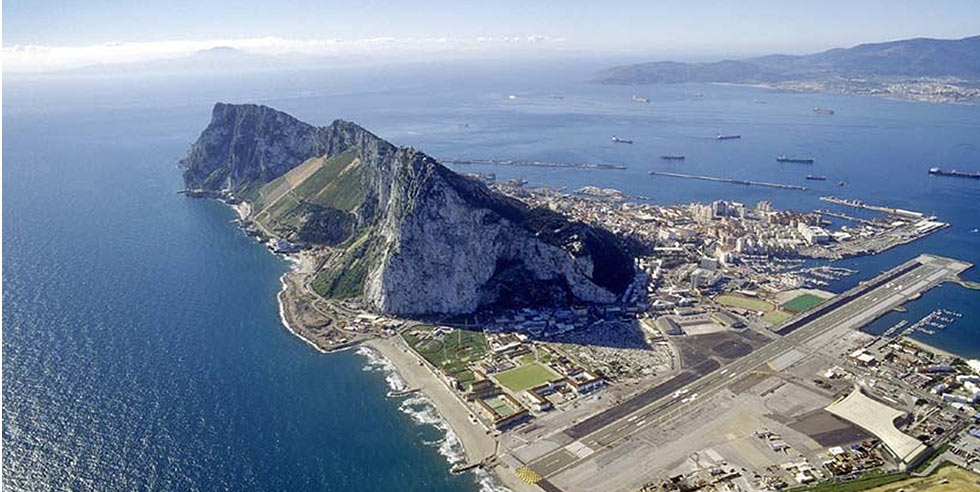 En ruta - Gibraltar