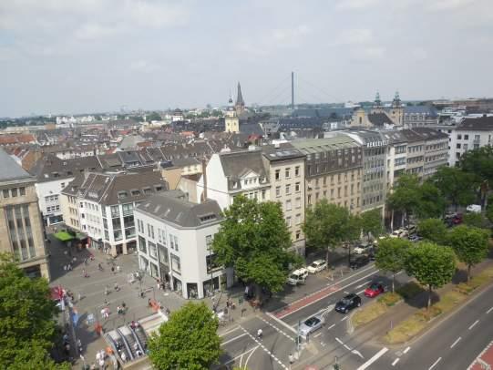 La 'Graupera viatgera' ens porta a Düsseldorf