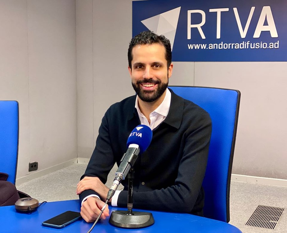 Ara i Aquí 2.0 - Iago Andreu