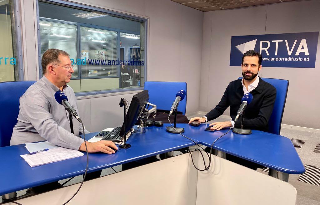 El cafè de l'Ara i Aquí amb Iago Andreu