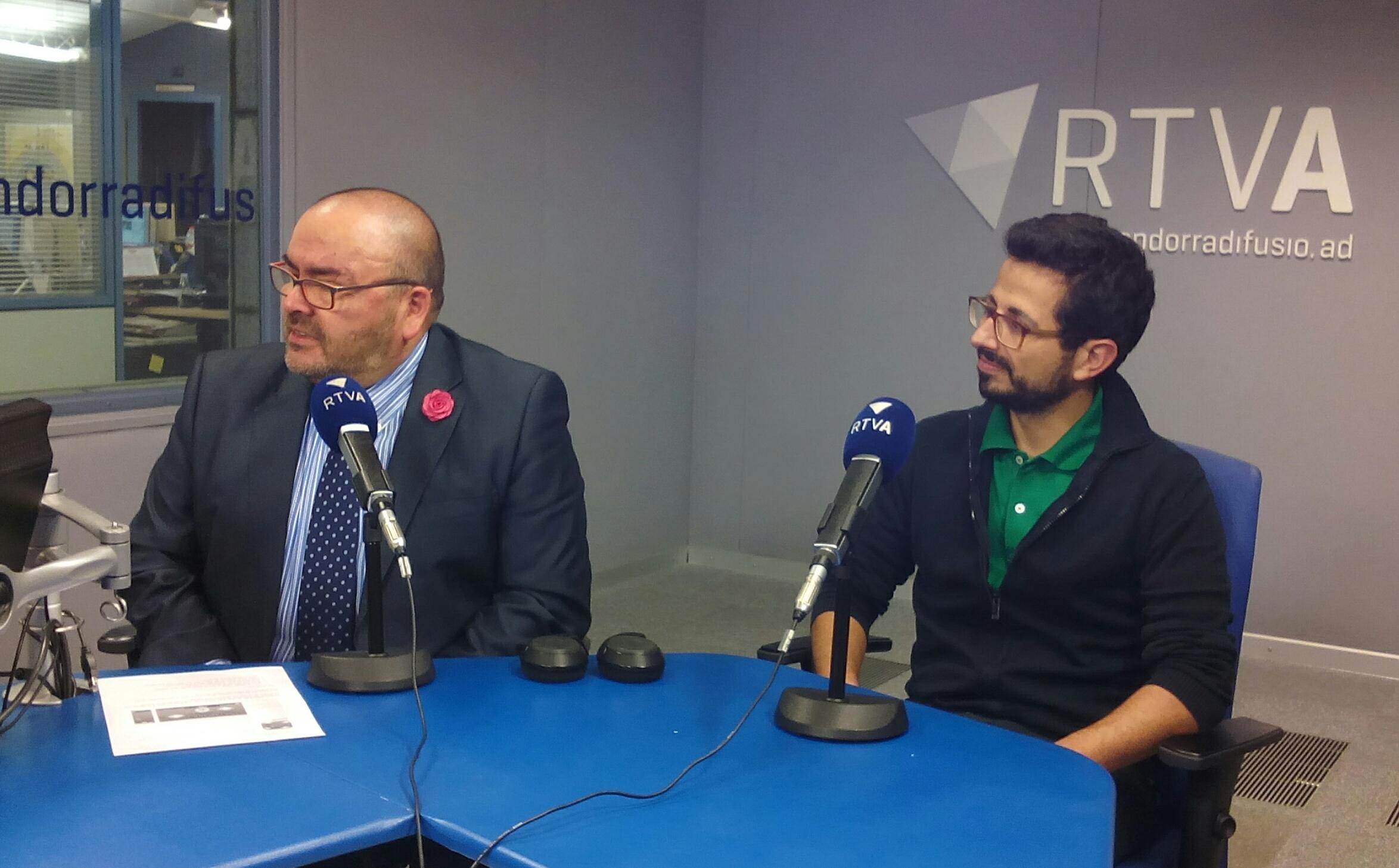 Emprenedors, amb Felip Gallardo