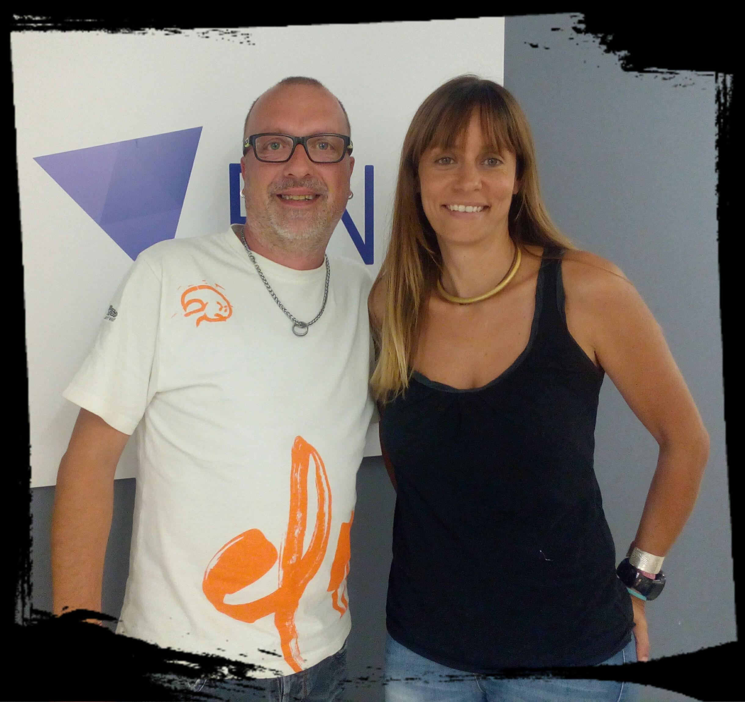 Entrevista Montse Grau: La jefa!