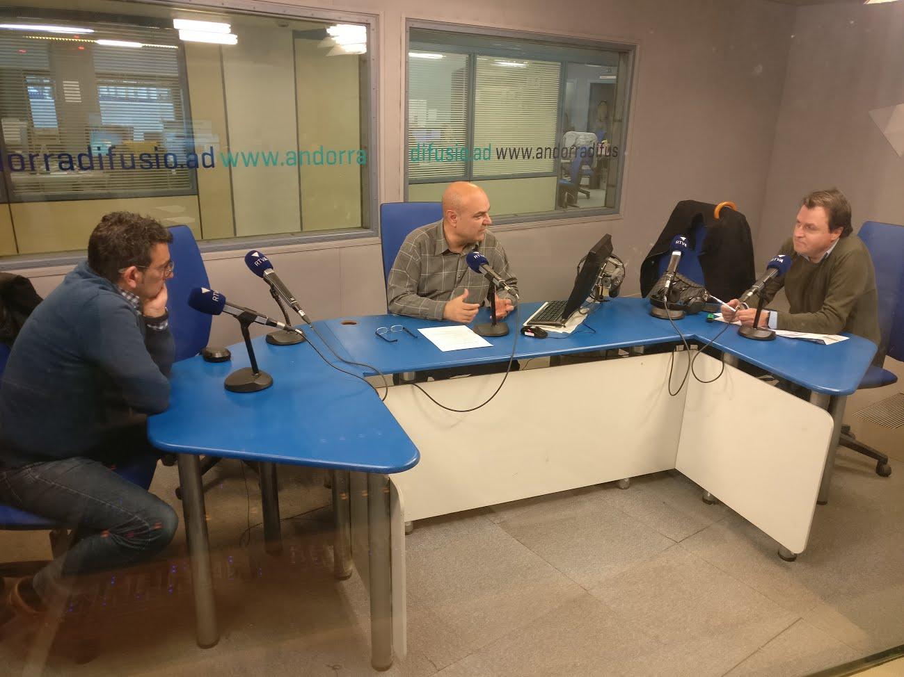 Entrevista a Miquel Canturri i Josep Antoni Cortés