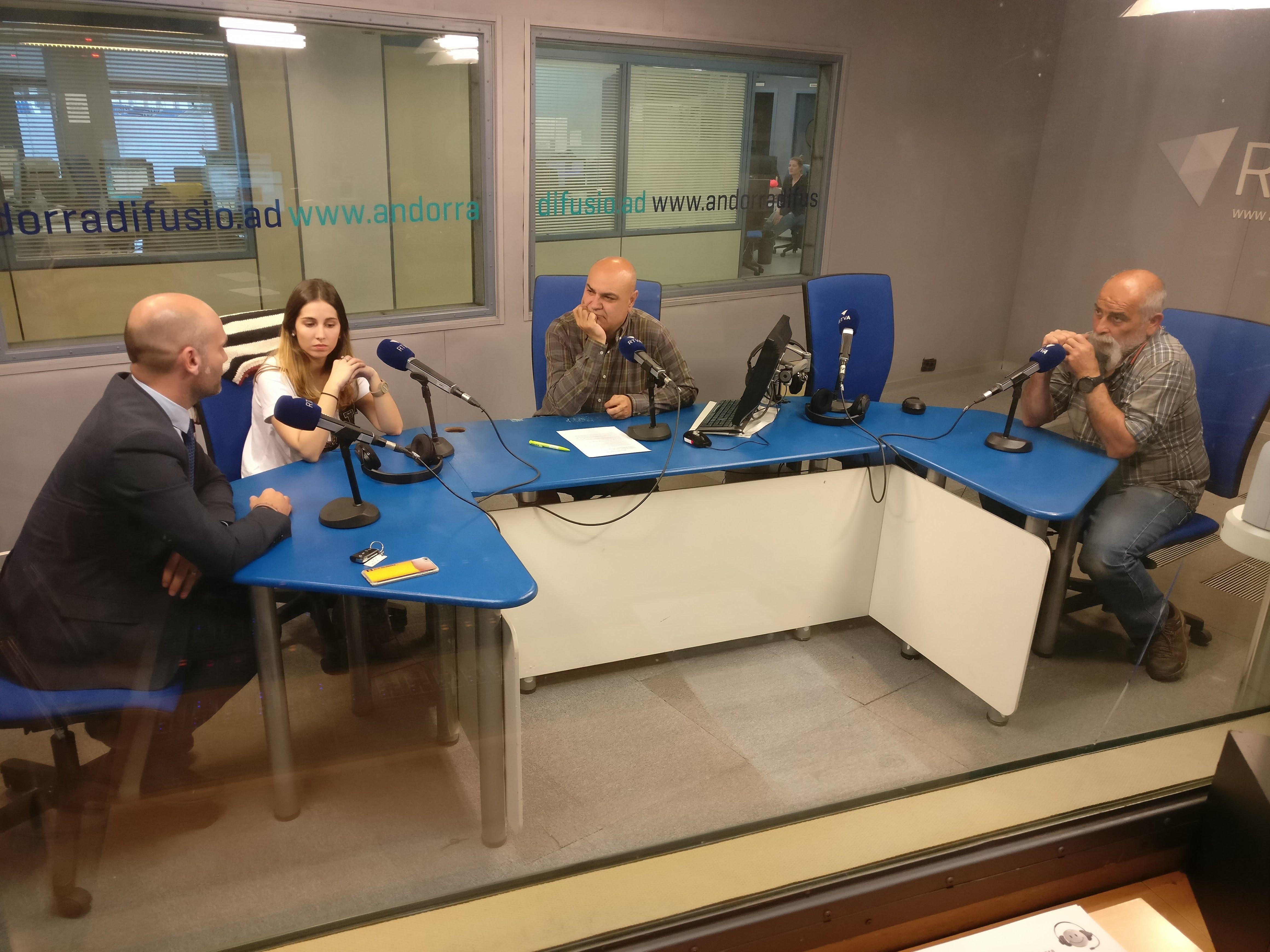 Entrevista a Didier Aleix, Jordi Vilanova i Laura Lavado