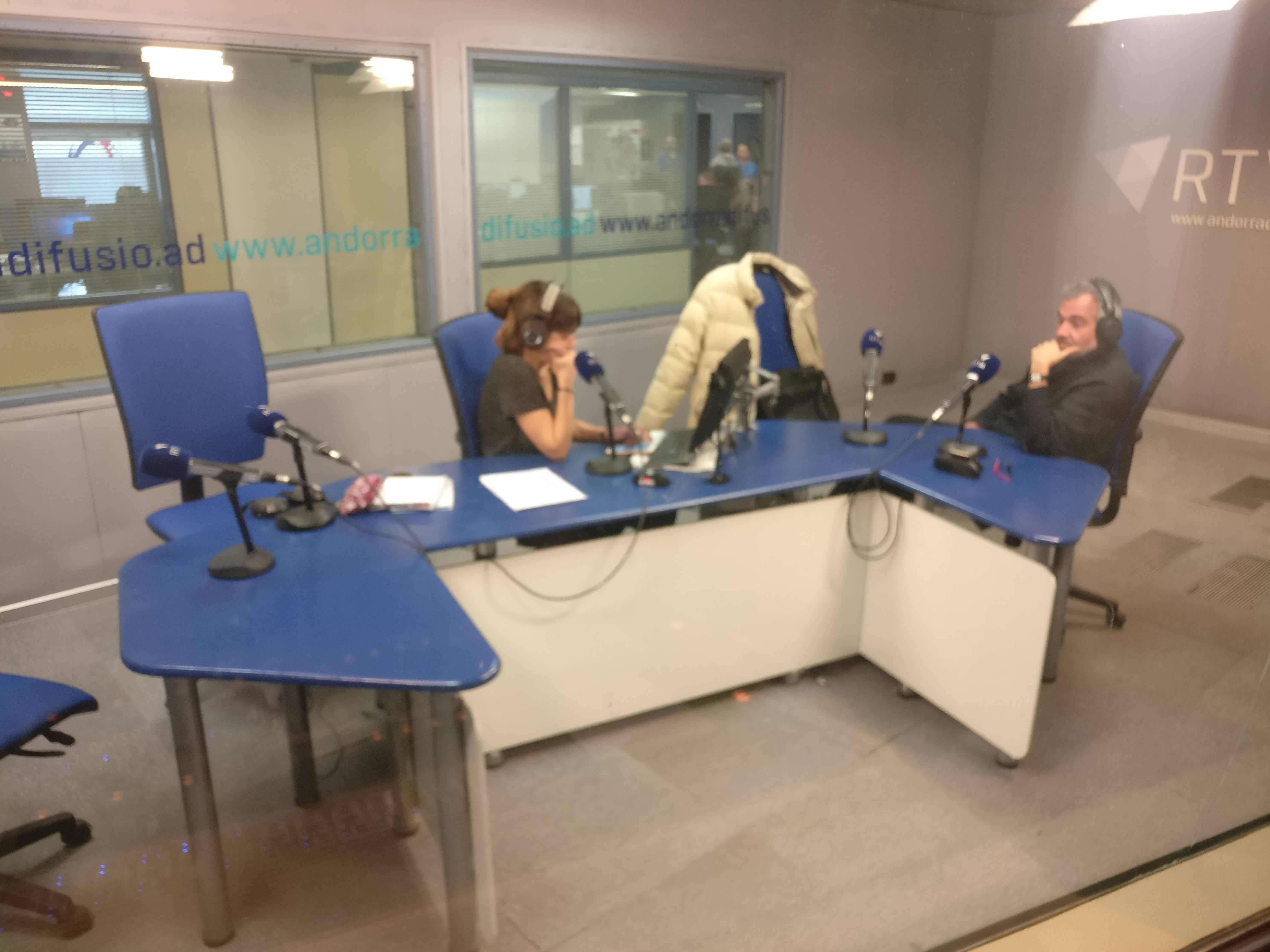 Tertúlia amb Patrícia Bragança i Albert Roig 20 de març del 2019