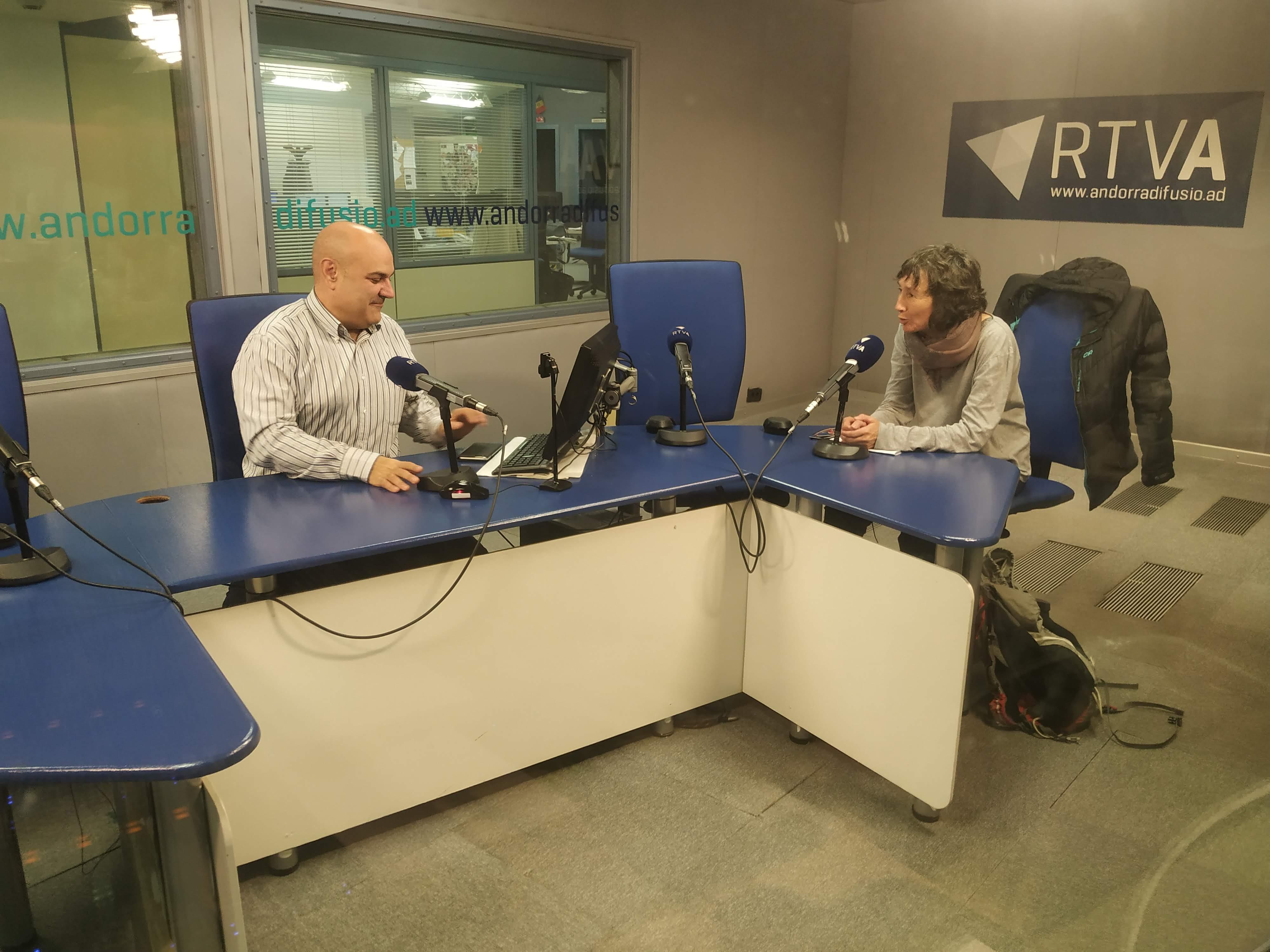 Entrevista a  Consol Naudí