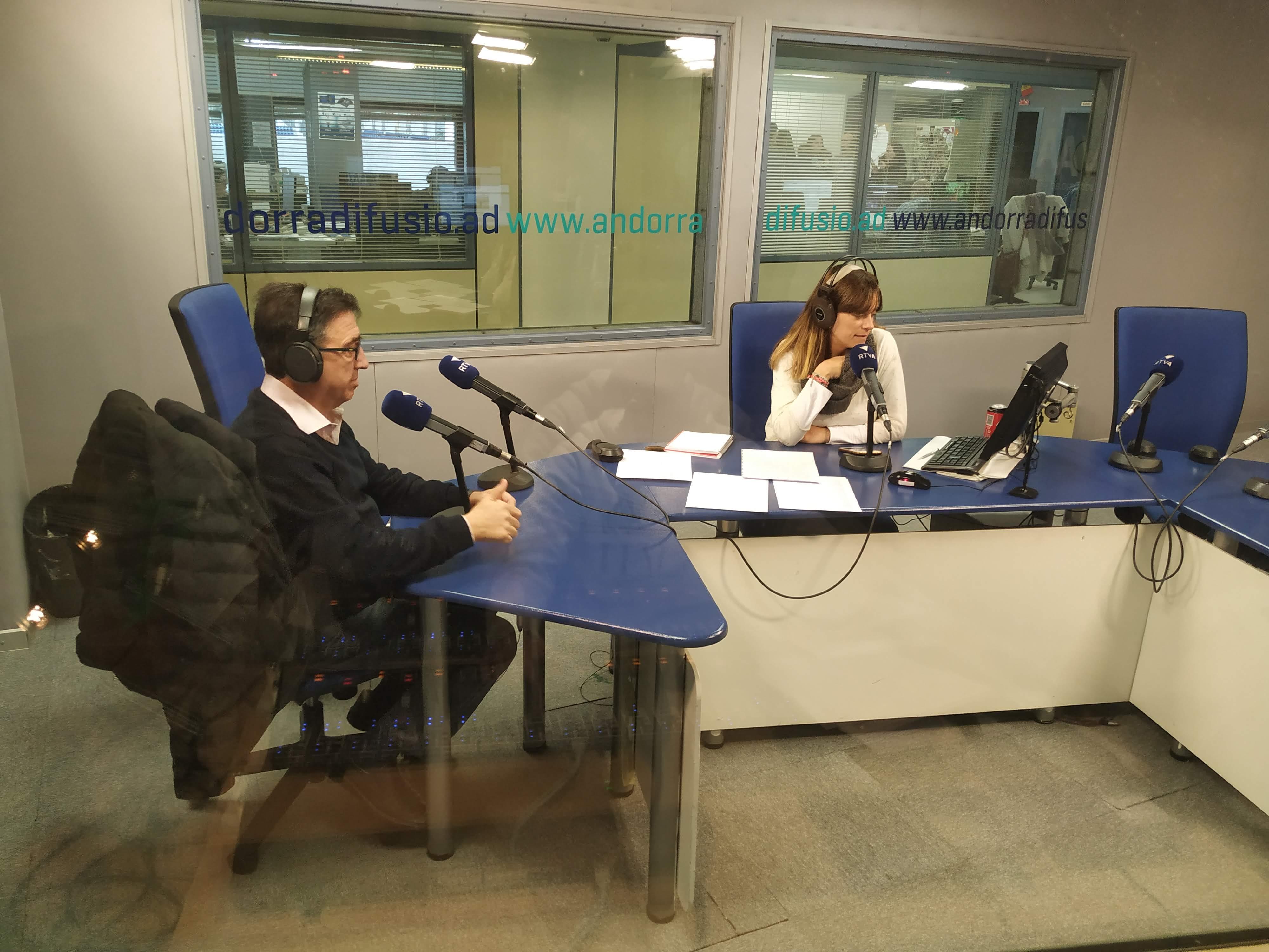 Tertúlia amb Josep Maria Cucalon i Manel Montoro 27 de gener del 2020