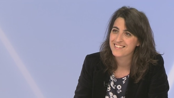 Entrevista a la directora de l'ADI Imma Jiménez