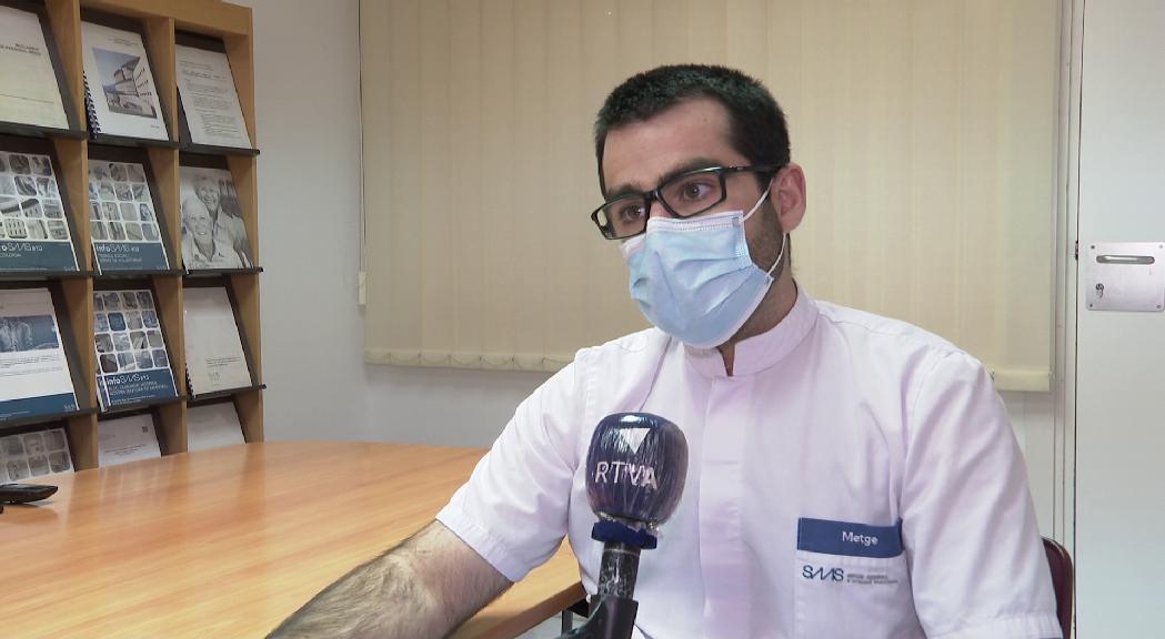 La lluita contra la Covid-19 explicada en primera persona per sanitaris i malalts de l'UCI