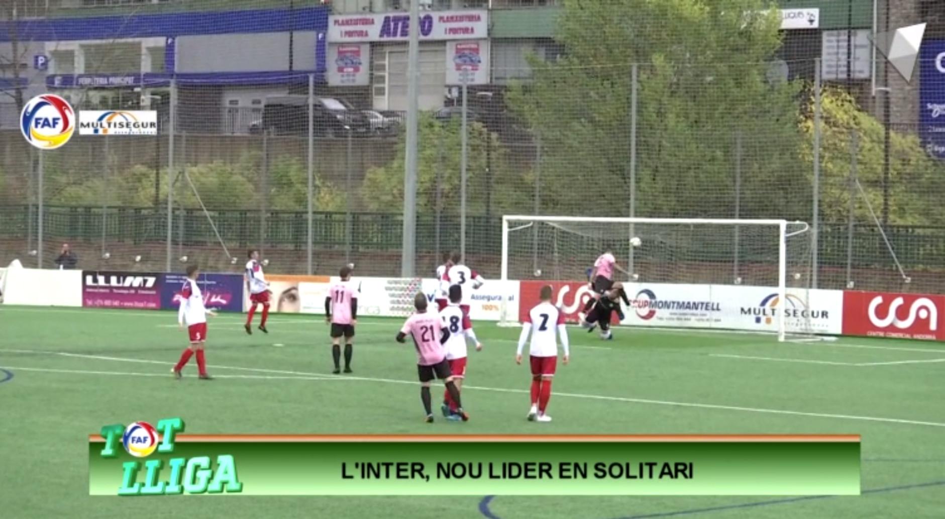 Tot Lliga - 21 d'octubre del 2019