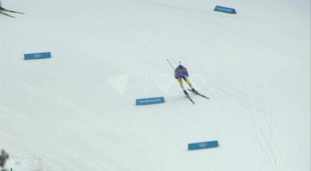Debut amarg d'Irineu Esteve en uns Jocs Olímpics