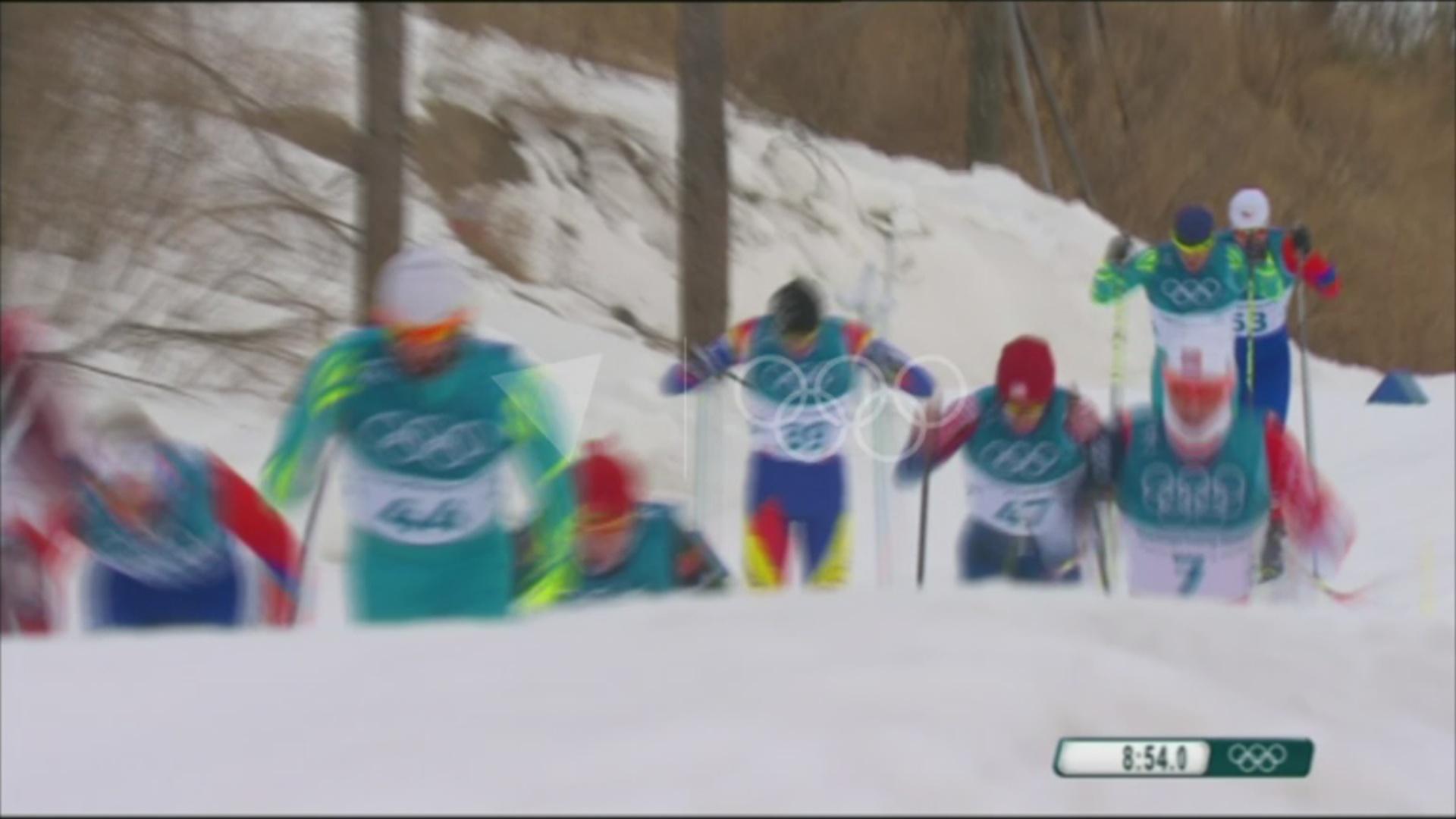 Irineu Esteve debuta en uns Jocs Olímpics amb una 46a posició en esquiatló