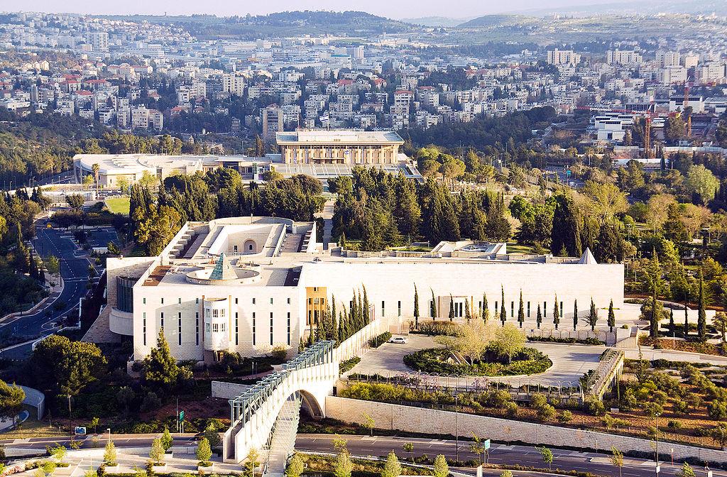 Israel amb Lluís Morera