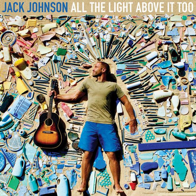 """Donem la nota amb """"All the light above it too"""", de Jack Johnson"""