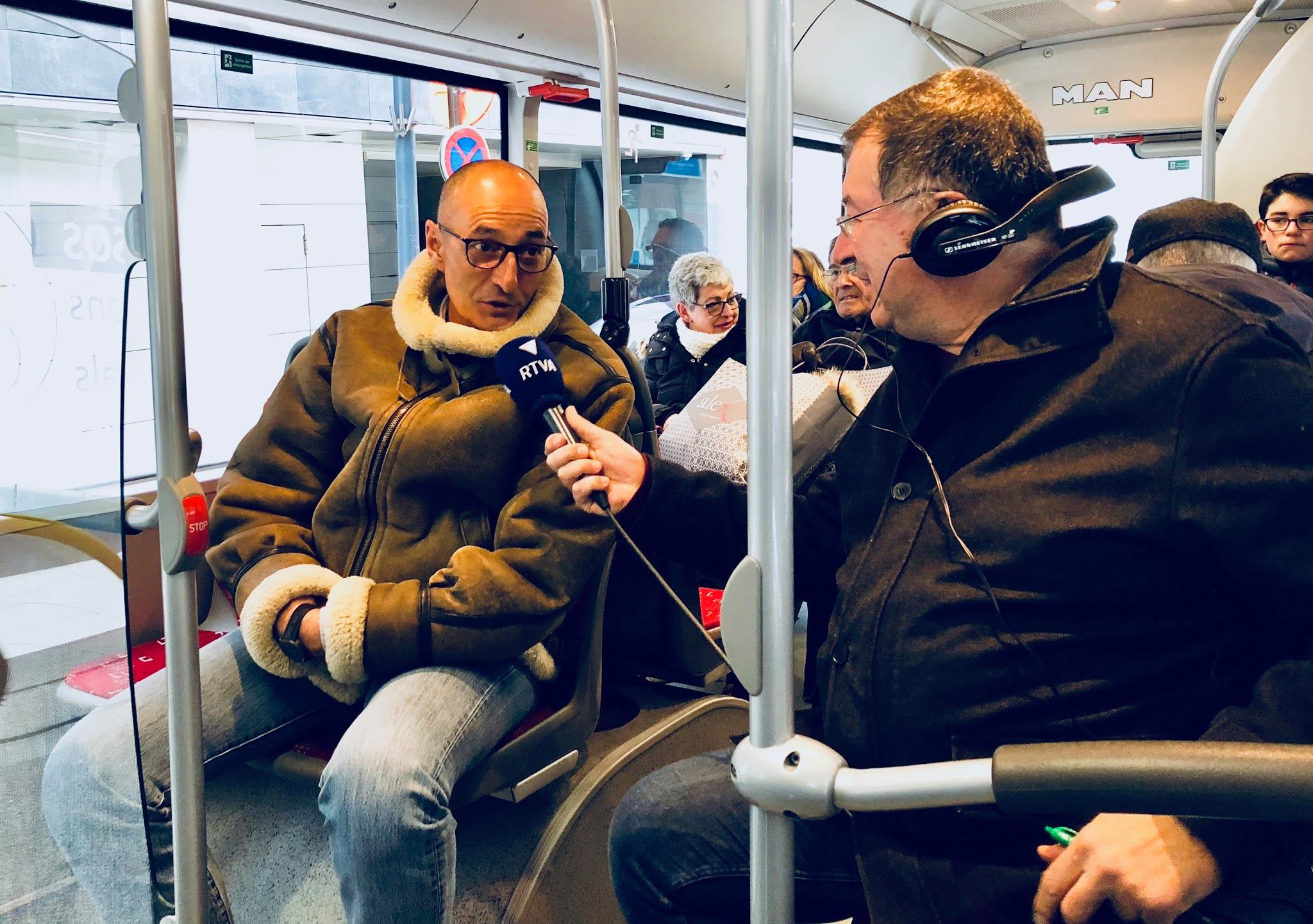 El present i futur del transport públic amb el cap de l'àrea de Mobilitat, Jaume Bonell