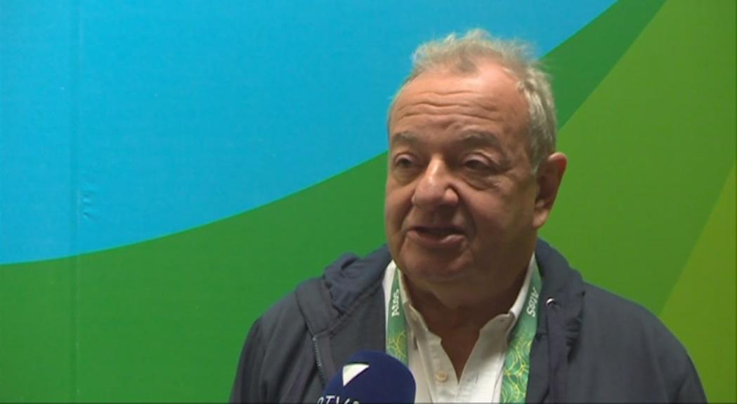 El COA valora molt positivament el resultat aconseguit per Pol Moya als Jocs