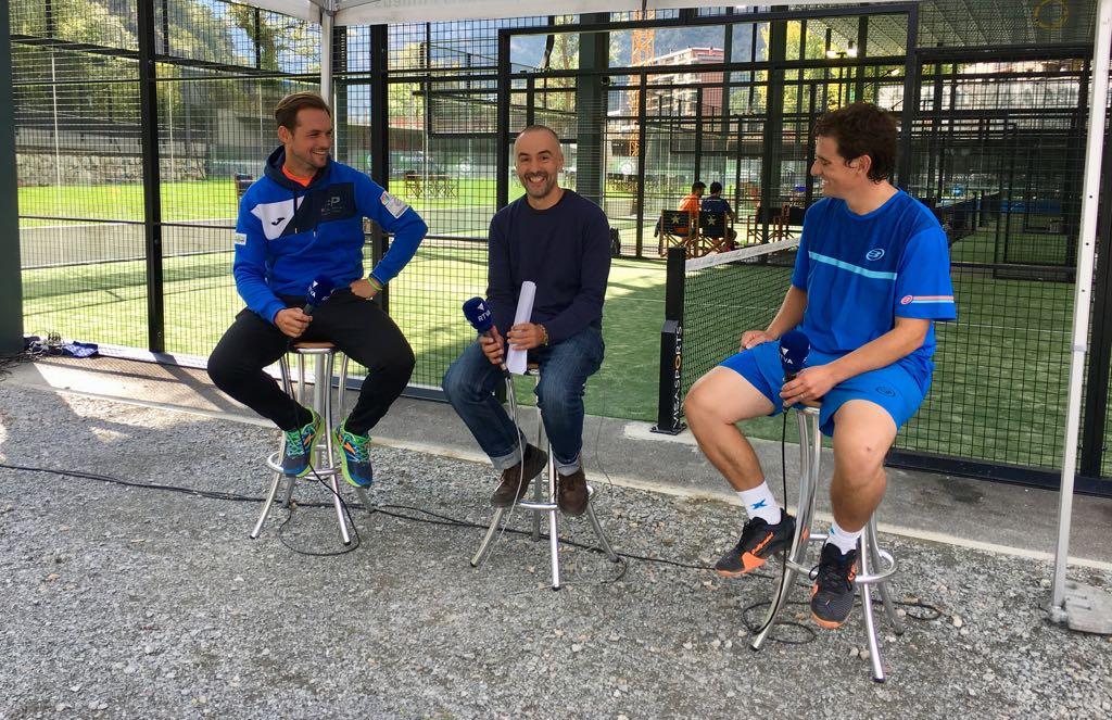 Dia E 2a Part - Els jugadors nacionals al World Padel Tour