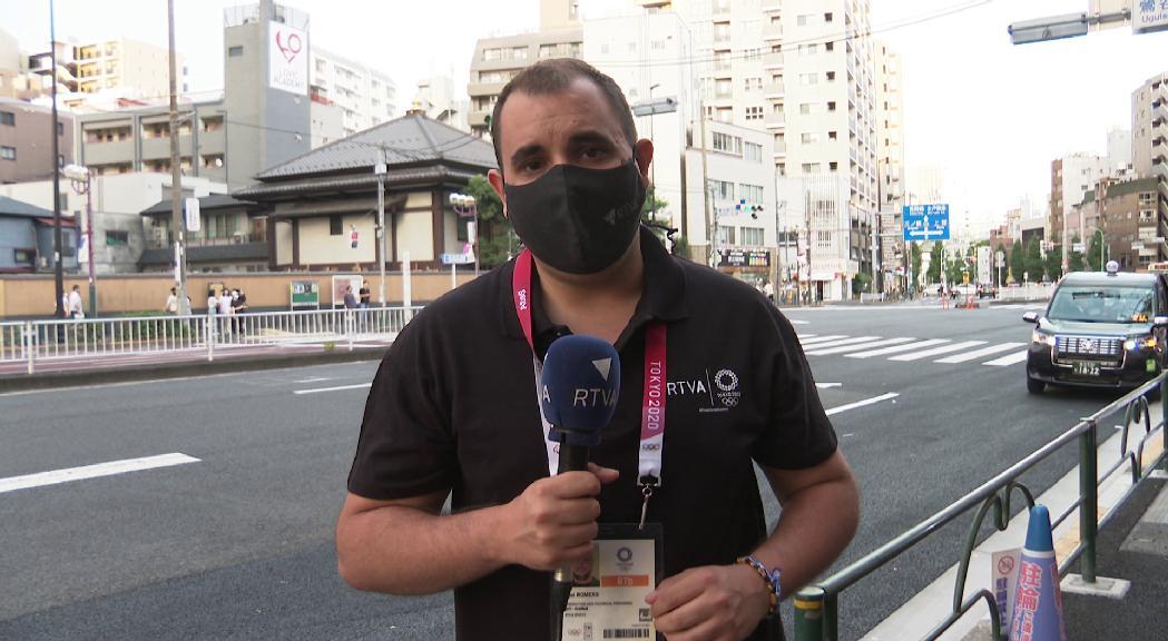 La inauguració dels Jocs Olímpics de Tòquio 2020, senzilla i sense públic a causa de la pandèmia