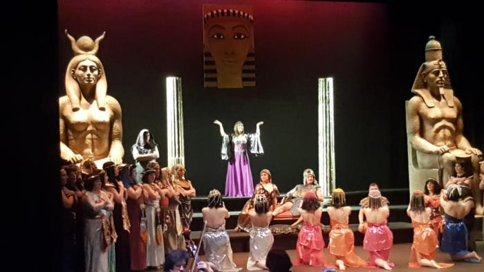 "Premi a Andorra Lírica per ""La Corte del Faraón"""