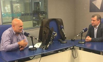 Entrevista al nou cònsol de Sant Julià, Josep Majoral