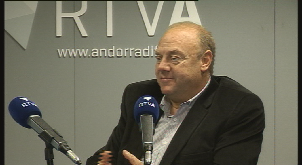 Entrevista a Josep Mandicó