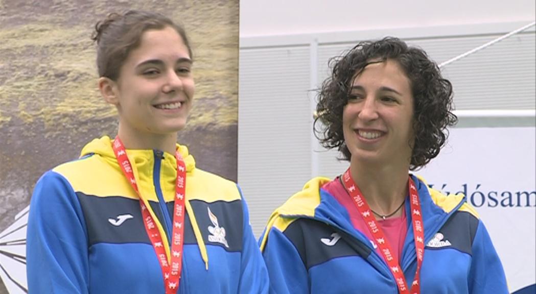 Sallés i Povedano s'emporten el bronze per equips en judo