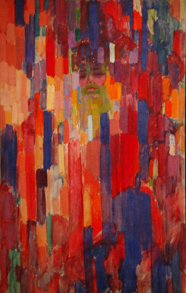 Kupka, convençut de l'abstracció