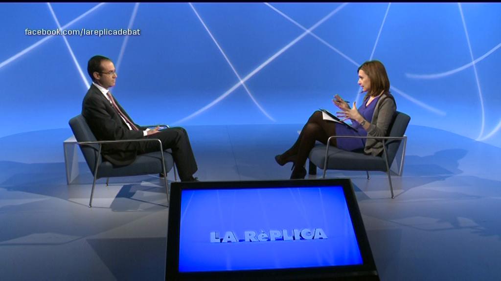 La rèplica - Entrevista amb Jordi Alcobé
