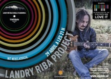 Musica i conversa amb Landry Riba
