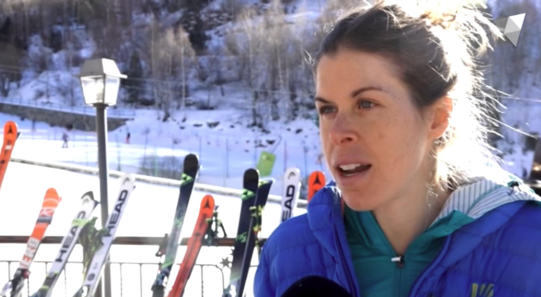 Espai Neu - Laura Orgué, nova entrenadora de l'equip nacional d'esquí de fons