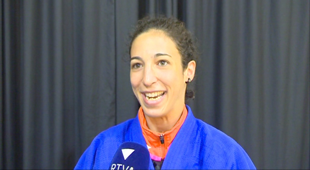 Laura Sallés afronta amb optimisme el debut als Jocs contra la tricampiona d'Oceania