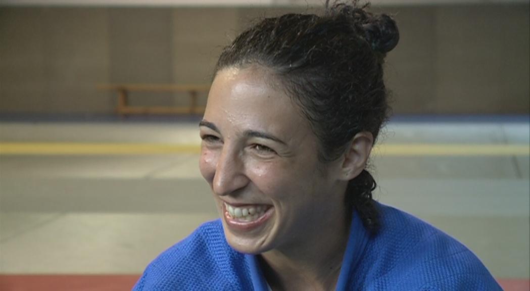Laura Sallés vol oferir la seva millor versió a Rio 2016