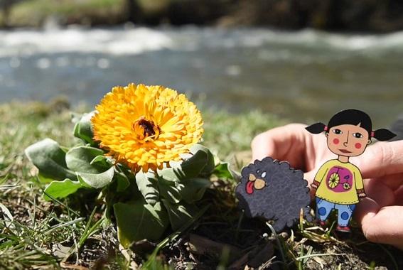 Les coses de la Martina capítol 7 - Una flor trista