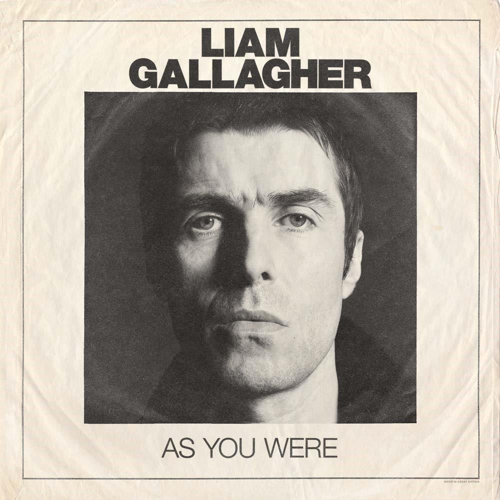 """Donem la nota amb """"As we were"""", de Liam Gallagher"""