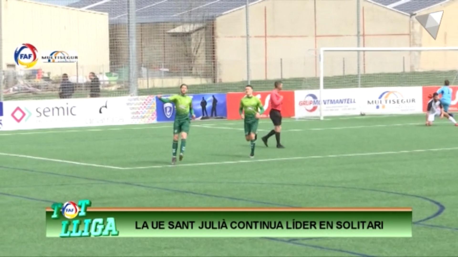 Tot Lliga - 01 d'abril del 2019