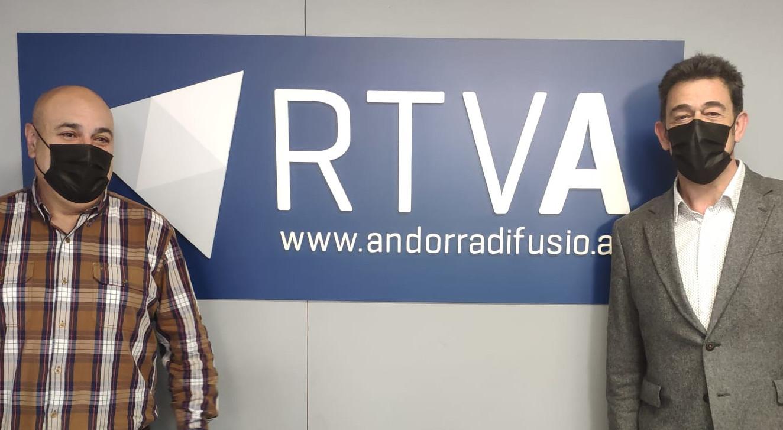 Entrevista al cònsol major d'Ordino, Josep Àngel Mortés